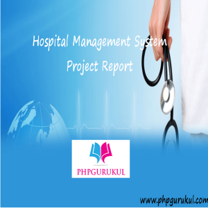 ospital managements systemnreport
