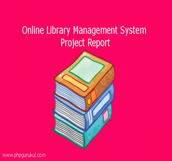 online-libray-management-systemreport