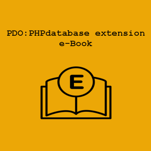 PHP database extension ebook