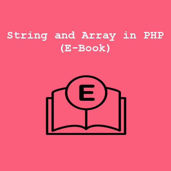 String-and-Array-in-PHPE-Book