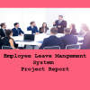 Employee Leave management Project Report