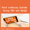 food-rdering-system-using-php-mysql-product