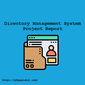 directory-management-system-project-report