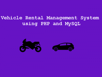 Vehicle-Rental-Management-System-using-PHP-and-MySQL