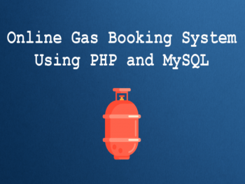online-Gas-Booking-System-using-PHP-and-MySQL-product