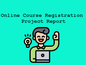 Online-Course-Registration-Project-Report